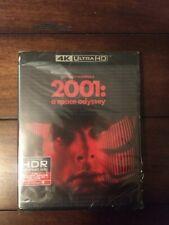 2001: A Space Odyssey (4K Disc, Blu-ray) New