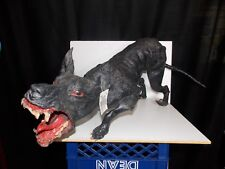 "Rabid Mad Dog Foam Filled Latex Skin Halloween Prop 29"" Morris"