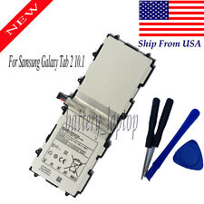 "New Battery For Samsung Galaxy Tab 2 10.1"" GT-P5100 GT-P5110 GT-P5113 GT-P7500"