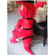 "Digimon Digital Monster Guilmon X-evolution plush doll cosplay prop Replica 23"""