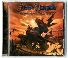 CD ★ LUCA TURILLI - DEMONHEART ★ 6 TRACKS ALBUM 2002 ★
