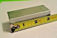 (1) Large NEODYMIUM block MAGNET! N50 grade rare earth magnet. New SUPER magnet!