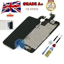 iPhone 5C LCD Assembly Screen Replacement Dispaly Digitizer +Home Button +Camera