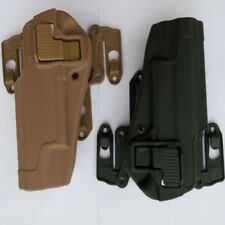 Tactical Military Molle Pad Holster Fit Chest Waist Leg Paddle Holster for 1911