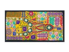 VINTAGE TAPESTRY RUNNER INDIAN WALL ART BOHEMIAN PATCHWORK WALL HANGING TF24