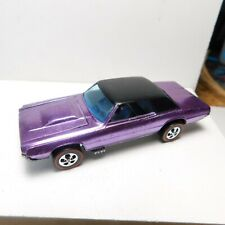 Custom T-Bird Original Hot Wheels Redline Restoration Ice Purple