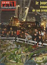 la vie du rail N°1223 du 21 decembre 1969 le jouet