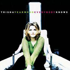 Trisha Yearwood Everybody knows (1996)  [CD]