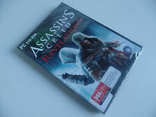 Assassins Creed Revelations for PC *NEW & SEALED* PC Game