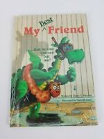 My Best Friend that no one can see but me Sealed Kids Book Dinosaur 1992