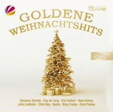 Various - goldene Weihnachtshits CD