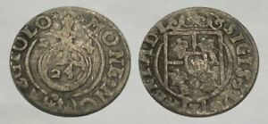 ☆ REMARKABLE !! ☆ 400 Year Old Silver Colonial Coin !! ☆ VERY NICE !!