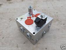 12v Parker Electronic Hydraulic Valve Block P/N 8F4437J