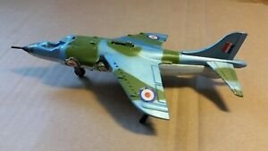 Dinky Toys Harrier GR Mk1 722