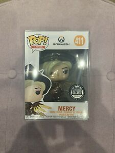 Witch Mercy Blizzard Exclusive - Overwatch Funko POP! #411