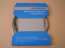 Shimano Schaltzugset Rennrad Edelstahl Y60098022 Ot-sp41 schwarz