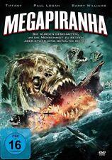Megapiranha  - DVD - NEU in Folie - Action mit Mega Piranhas