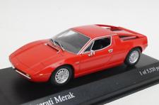 Maserati Merak Rosso 1974  400123420 1/43 Minichamps