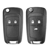 Case Key Shell Replacement For Cruze Aveo Spark Opel Astra Insignia Remote Fob