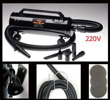 220V Metro Vac Air Force Master Blaster MB-3CD Car - Motorcycle Dryer - BONUSES!