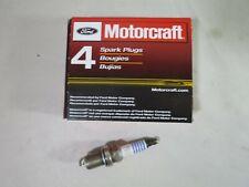 MOTORCRAFT SP-468 PLATINUM SPARK PLUGS Set Of 4 Plugs