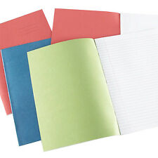A4 School Exercise Books 8mm Lined & Margin School Note Books