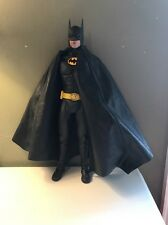 """Hot Toys Batman  1/6 12"""" Action Figure Doll With Stand."""