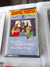 Kasperl Theater, Folge 2, eine Audio Cassette
