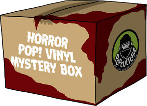 FUNKO POPLANDIA: Horror - Pop! Vinyl Figures Random Assortment Case (6) #NEW
