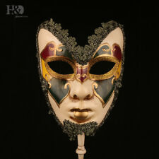 Full Venetian Mask Mardi Gras Halloween Costume for Mix Party