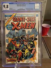 Giant Size X-Men 1 Cgc 9.8. Key! WP!