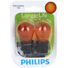 Philips Long Life Mini Amber Light Bulb 4157NALLB2 for 4157 4157NALL S-8 lk