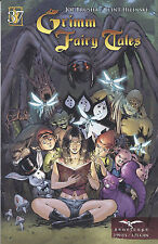 Grimm Fairy Tales (2005) #37 - Little Miss Muffet part 2 - 2009 by Zenescope