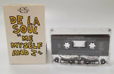 DE LA SOUL Me Myself And I 1989 CASSETTE SINGLE Tommy Boy