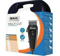 WAHL MULTI CUT CLIPPERS KIT - Pet Grooming Trimmer bp PawMits Animal Dog Shaver