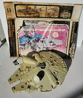 ORIGINAL 1979 STAR WARS KENNER MILLENNIUM FALCON ACTION FIGURE SPACESHIP!!!!!!!!