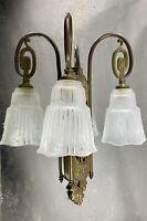 Pierre Maynadier french Art Deco Sconce Wandlampe Wall Light Lamp Leuchter