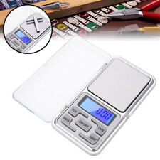 Digital LCD Display Scale Electronic Balance Weighing Jewelry Pocket 0.01g-500g
