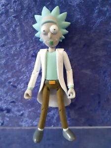 """Rick and Morty - Rick 5"""" Articulated Action Figure"""