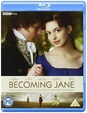 Becoming Jane 5051561000034 With Maggie Smith Blu-ray Region B