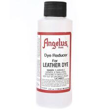 Angelus Leather Dye Reducer Use W/ Leather Dye 4Oz Hilason U-000