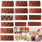 Silicone Lollipop Mould Tray Candy Chocolate Lollypop Sugarcraft Decorating Mold