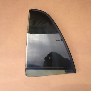 03-11 Mercury Grand Marquis Rear LH Driver Side Door Vent Glass OEM