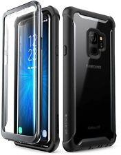 Funda Para Samsung Galaxy S9, [Ares] Estuche Para Parachoques Transparente Y...