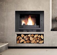 Inset Stove Multifuel Fire Wood Log Burner Plasma/Cassette Style New Guaranteed