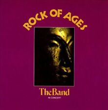 Rock of Ages [Remaster] by The Band (CD, Oct-1990, 2 Discs, Capitol) Brand New