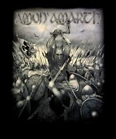 AMON AMARTH cd lgo WOLFORD Official SHIRT SMALL surtur rising
