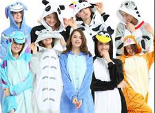 Animal Pajamas Kigurumi Cosplay Pyjama Kids Costumes Onesie18 Jumpsuit Outfit UK