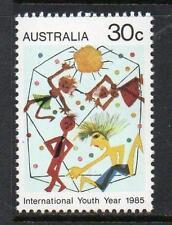 1985  Australia~Youth Year~Unmounted Mint~Stamp Set~ UK Seller~
