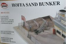 Ho Scale Trains Model Power Hoffa Sand Bunker Building Kit